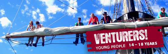Venturers! - Young People - 11-14 Years